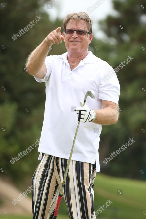 Stock Picture of Chris Rich participates in a tournament at the 15th Emmys Golf Classic, presented by the Television Academy Foundation, at the Wilshire Country Club in Los Angeles