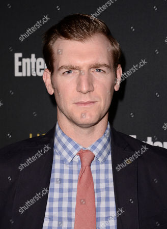 Cliff Chamberlain arrives at Entertainment Weekly's Pre-Emmy Party sponsored by L'Oreal Paris and Hearts On Fire at Fig & Olive in West Hollywood, Calif. on