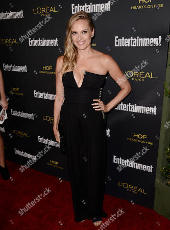 Vinessa Shaw arrives at Entertainment Weekly's Pre-Emmy Party sponsored by L'Oreal Paris and Hearts On Fire at Fig & Olive in West Hollywood, Calif. on