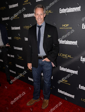 Michael Gill arrives at Entertainment Weeklyâ?™s Pre-Emmy Party sponsored by L'Oreal Paris and Hearts On Fire at Fig & Olive in West Hollywood, Calif. on