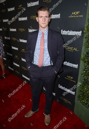 Cliff Chamberlain arrives at Entertainment Weeklyâ?™s Pre-Emmy Party sponsored by L'Oreal Paris and Hearts On Fire at Fig & Olive in West Hollywood, Calif. on