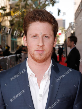 Kevin Michael Martin attends the Warner Bros. Premiere of 'Jersey Boys' at the 2014 Los Angeles Film Festival held at Regal Cinemas LA Live Stadium 14, in Los Angeles