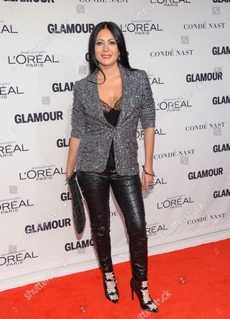 Editorial image of 2014 Glamour Women of the Year Awards - Arrivals, New York, USA - 10 Nov 2014