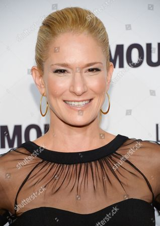 Cat Greenleaf attends the 2014 Glamour Women of the Year Awards at Carnegie Hall, in New York