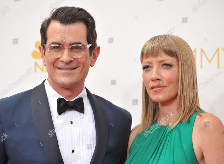 Editorial image of 2014 Primetime Emmy Awards - Arrivals, Los Angeles, USA - 25 Aug 2014