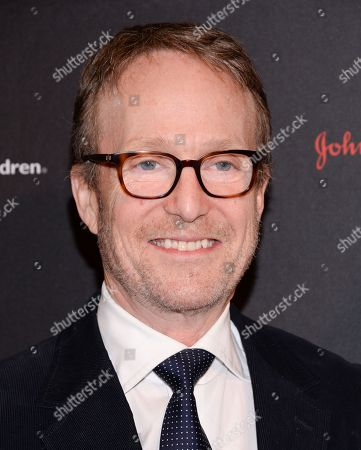 Austin Hearst attends the 2nd Annual Save the Children Illumination Gala at The Plaza Hotel, in New York