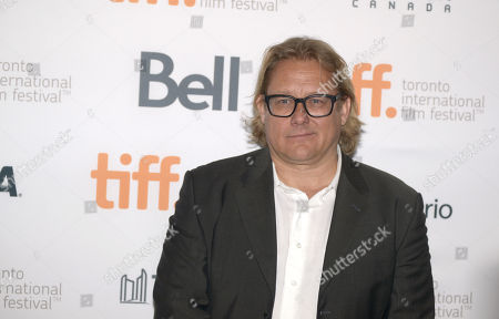 "Kriv Stenders arrives at the premiere of ""Kill Me Three Timesl"" on day 3 of the Toronto International Film Festival at the Scotiabank Cinema 2, in Toronto"