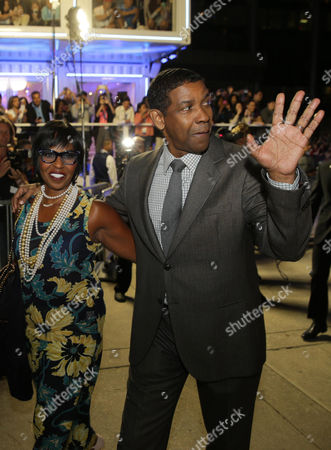 "Editorial image of 2014 TIFF - Columbia Pictures Premiere of ""The Equalizer"", Toronto, Canada - 7 Sep 2014"