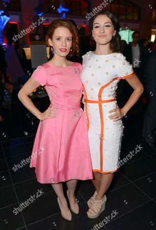 Editorial picture of 2014 TIFF - Producers Ball, Toronto, Canada - 3 Sep 2014