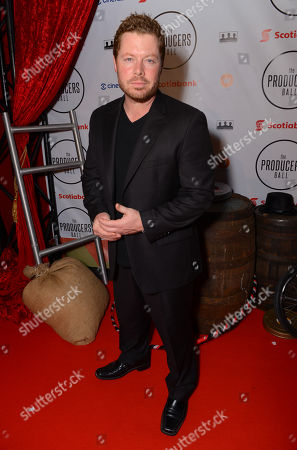 Stock Picture of David Richmond-Peck attends the Producers Ball at the Royal Ontario Museum, in Toronto