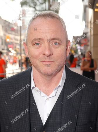 Screenwriter Dennis Lehane attends the premiere of Fox Serachlight's 'The Drop' during the 2014 Toronto International Film Festival at Princess of Wales Theatre on in Toronto, Canada