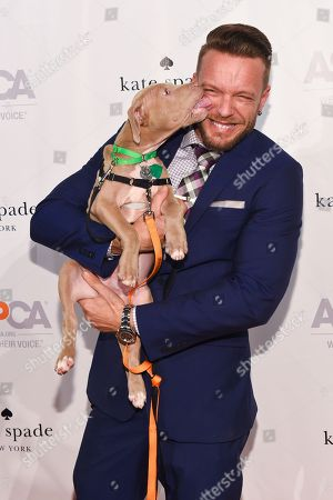 Editorial picture of 2015 ASPCA Young Friends Benefit, New York, USA - 15 Oct 2015
