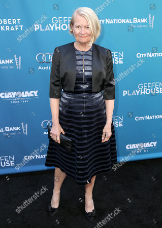 Marcy Carsey attends Backstage at the Geffen, in Los Angeles
