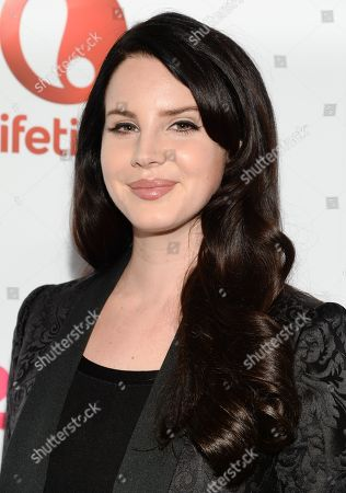 Lana Del Ray attends the 2015 Billboard Women in Music honors at Cipriani 42nd Street, in New York