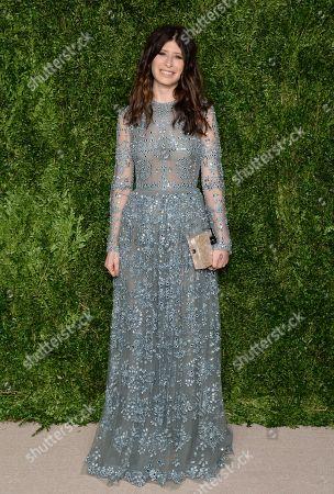 Editorial photo of 2015 CFDA/Vogue Fashion Fund Awards, New York, USA - 2 Nov 2015