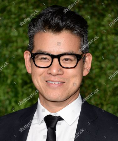 Peter Som attends the 12th Annual CFDA/Vogue Fashion Fund Awards at Spring Studios, in New York