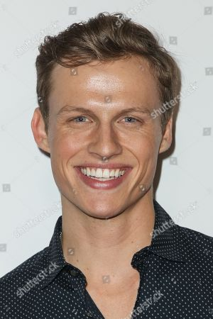 Connor Weil attends the Playboy and Gramercy Pictures' Self/less party on day 2 of Comic-Con International, in San Diego