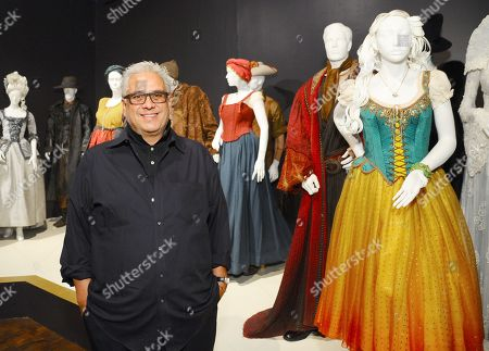 "Eduardo Castro, costume designer of ""Once Upon a Time"" seen at The 9th Annual Outstanding Art of Television Costume Design Exhibition opening at the FIDM Museum & Galleries on the Park, in Los Angeles. The Television Academy and FIDM Museum honored this yearâ?™s Emmy(R) Award winners in Outstanding Costume Design at the opening reception for this annual special exhibition"