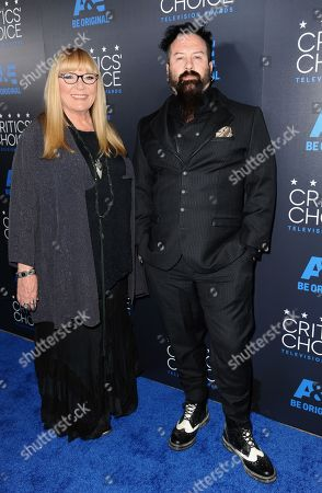 Editorial picture of 2015 Critics' Choice Television Awards - Arrivals, Beverly Hills, USA - 31 May 2015