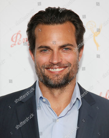 Scott Elrod seen at the Television Academy's 67th Emmy Daytime Peer Group Celebration at the Montage Beverly Hills on in Beverly Hills, Calif