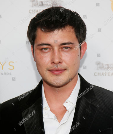 Christopher Sean seen at the Television Academy's 67th Emmy Daytime Peer Group Celebration at the Montage Beverly Hills on in Beverly Hills, Calif