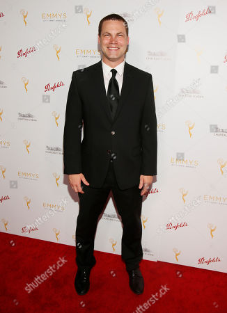 Stock Photo of Jared Safier seen at the Television Academy's 67th Emmy Daytime Peer Group Celebration at the Montage Beverly Hills on in Beverly Hills, Calif