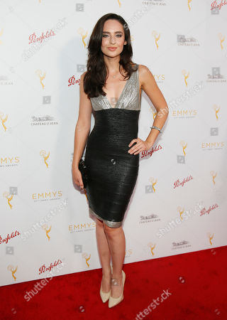Stock Picture of Alexandra Bard seen at the Television Academy's 67th Emmy Daytime Peer Group Celebration at the Montage Beverly Hills on in Beverly Hills, Calif