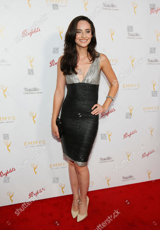 Stock Photo of Alexandra Bard seen at the Television Academy's 67th Emmy Daytime Peer Group Celebration at the Montage Beverly Hills on in Beverly Hills, Calif