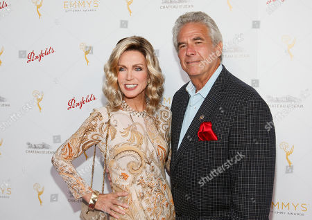 Editorial image of 2015 Daytime Programming Peer Group Celebration presented by the Television Academy - Arrivals, Beverly Hills, USA - 26 Aug 2015