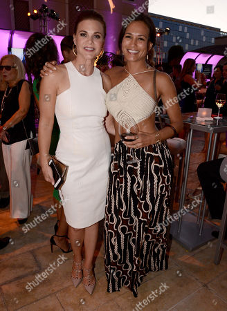 Editorial image of 2015 Daytime Programming Peer Group Celebration presented by the Television Academy - Reception, Beverly Hills, USA - 26 Aug 2015
