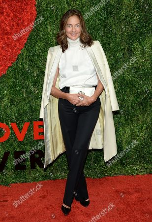Stock Image of Kelly Klein attends God's Love We Deliver's 2015 Golden Heart Awards at Spring Studios, in New York