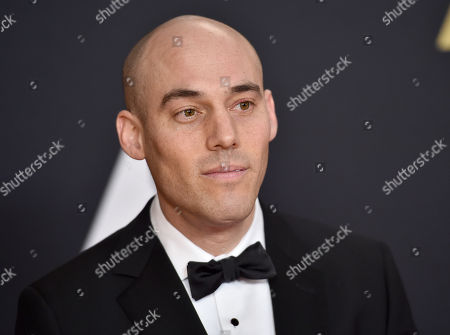 Joshua Oppenheimer arrives at the Governors Awards at the Dolby Ballroom, in Los Angeles