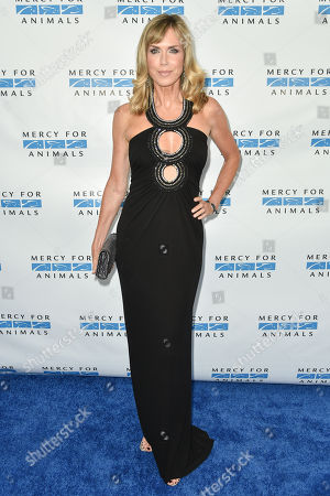 "Stock Image of Kathy Freston arrives at ""Mercy For Animals' Hidden Heroes Gala"" held at Unici Casa, in Culver City, Calif"