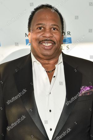 "Leslie David Baker arrives at ""Mercy For Animals' Hidden Heroes Gala"" held at Unici Casa, in Culver City, Calif"