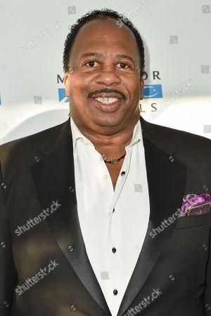 "Leslie David Baker arrives at ""Mercy For Animals' Hidden Heroes Gala"" held at Unici Casa, in Culver City, Calif"