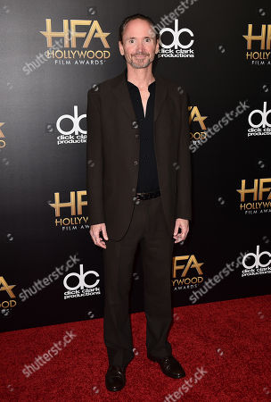 James Parks arrives at the Hollywood Film Awards at the Beverly Hilton Hotel, in Beverly Hills, Calif