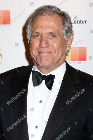 Les Moonves attends the 38th Annual Kennedy Center Honors at The Kennedy Center Hall of States, in Washington