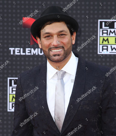 Editorial image of 2015 Latin American Music Awards - Arrivals, Los Angeles, USA - 8 Oct 2015