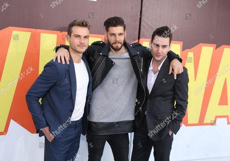 Editorial photo of 2015 MTV Movie Awards - Red Carpet, Los Angeles, USA - 12 Apr 2015
