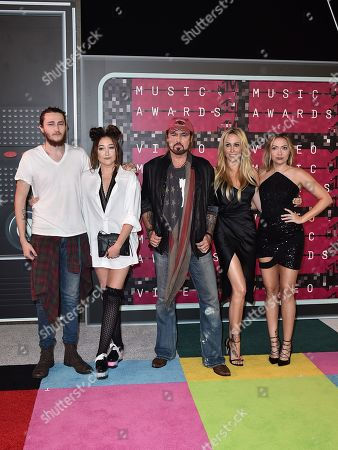 Editorial photo of 2015 MTV Video Music Awards - Arrivals, Los Angeles, USA - 30 Aug 2015