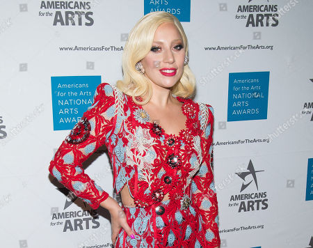 "Lady Gaga attends the Americans for the Arts 2015 National Arts Awards in New York. Lady Gaga and Celine Dion have been added to a list of performers singing in honor of Frank Sinatra next month. The Recording Academy announced Tuesday that Zac Brown and Harry Connick, Jr. will also perform at ""Sinatra 100 - An All-Star GRAMMY Concertâ?? on Dec. 2 in Las Vegas"