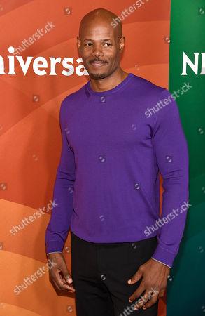 Keenen Ivory Wayans arrives at the NBC Universal Summer Press Day at The Langham Huntington Hotel, in Pasadena, Calif