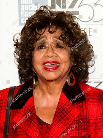 """Frances Davis attends the New York Film Festival closing night gala world premiere of """"Miles Ahead"""", at Alice Tully Hall, in New York"""
