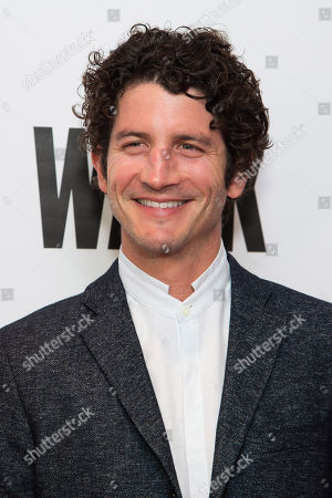 """Clement Sibony attends the New York Film Festival opening night gala premiere for """"The Walk"""" at Alice Tully Hall, in New York"""