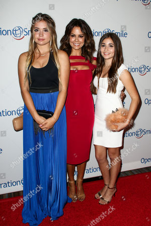 Editorial picture of 2015 Operation Smile Gala - Arrivals, Beverly Hills, USA - 2 Oct 2015