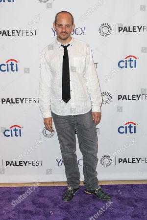 Jonathan Slavin attends the at 2015 PaleyFest Fall TV Previews at The Paley Center for Media, in Beverly Hills, Calif