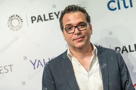 Michael Seitzman attends the at 2015 PaleyFest Fall TV Previews at The Paley Center for Media, in Beverly Hills, Calif