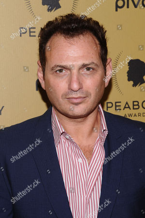 Lev Gorn attends the 74th Annual Peabody Awards at Cipriani Wall Street, in New York