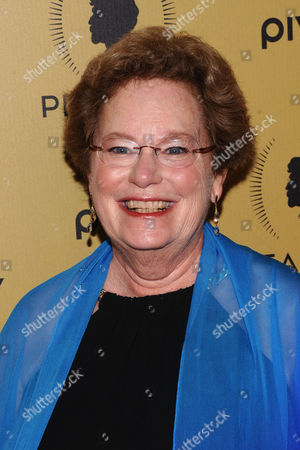 Stock Photo of Director Abby Ginzberg attends the 74th Annual Peabody Awards at Cipriani Wall Street, in New York
