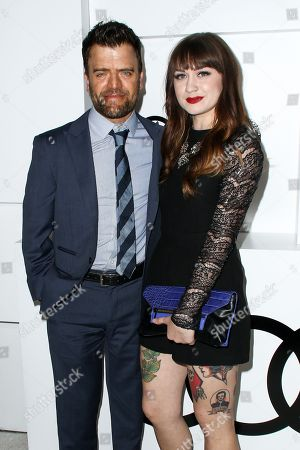 Kevin Weisman attends the Audi Celebrates Emmys Week 2015 held at Cecconi's, in West Hollywood, Calif